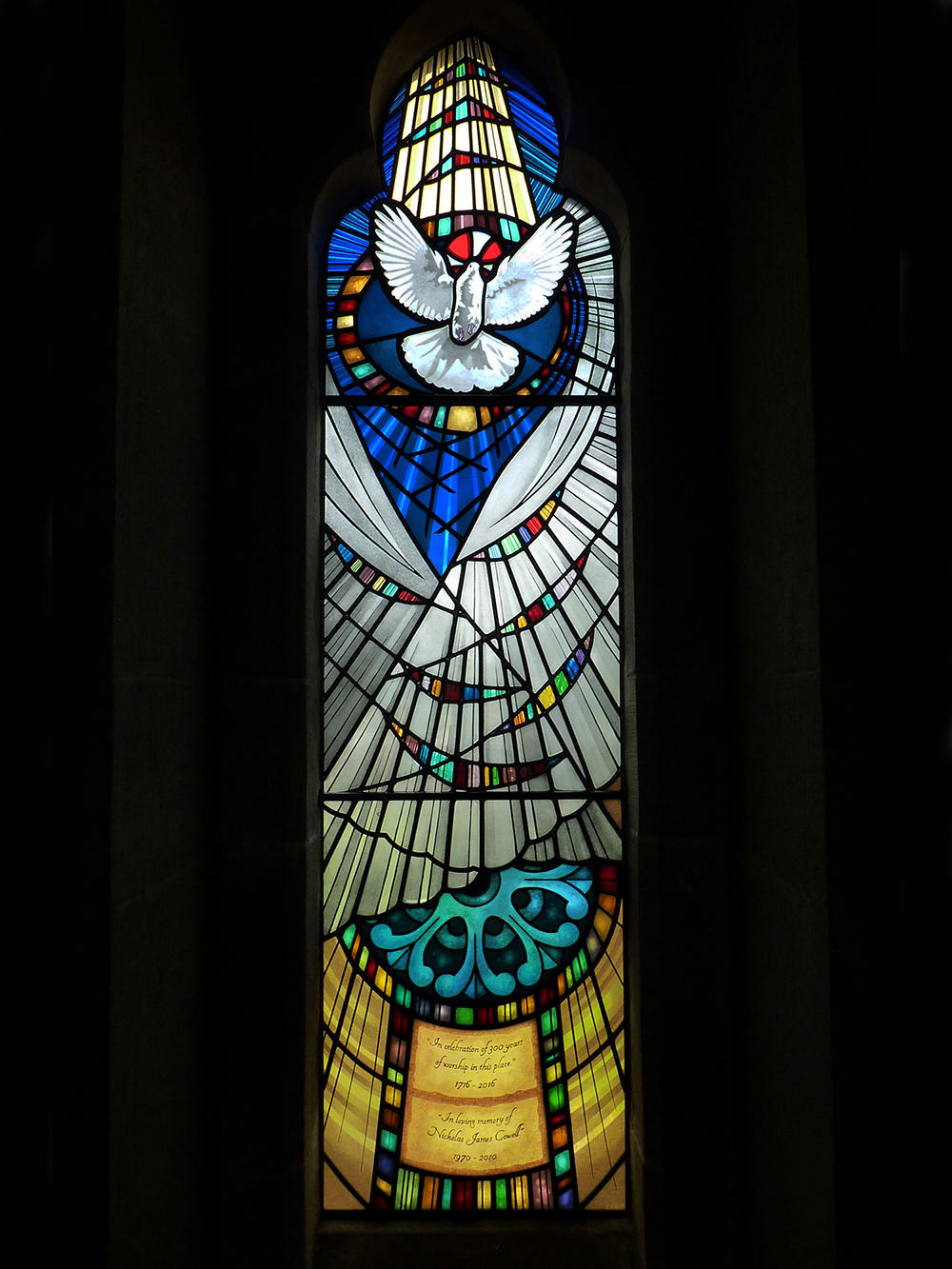 Church Stained Glass Windows Story